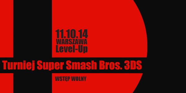 Turniej Super Smash Bros. 3DS na StreetPassynaliach 2014